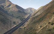 GTA5 Chianski Passage Berge