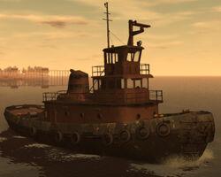 Tug Boat (GTA4)