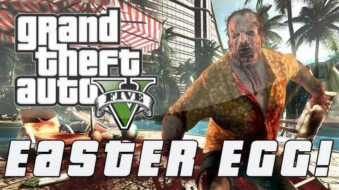 "Grand Theft Auto 5 Dead Island ""Rehab Island"""