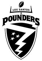 Los-Santos-Pounders-Logo