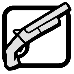 Abgesägte-Schrotflinte-Icon, SA