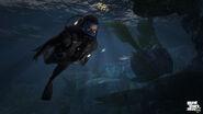 Gta-v-michael-diving