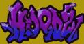 Hoods-Graffito
