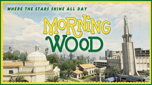 Moringwood-Ansichtskarte