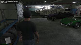 Social club garage rhino