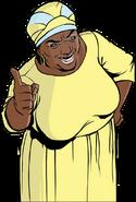 Auntie Poulet, VC