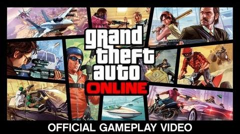 Grand Theft Auto Online Official Gameplay Video-1