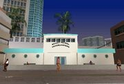 Beach Patrol Headquarters