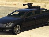Limousine mit Bordgeschütz (V)