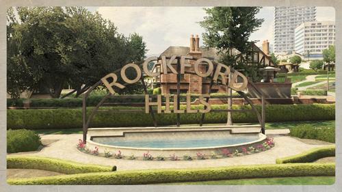 Rockford-Hills-Ansichtskarte