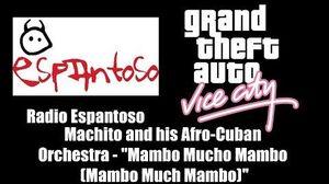 "GTA Vice City - Radio Espantoso Machito and his Afro Cuban Orchestra - ""Mambo Mucho Mambo"""