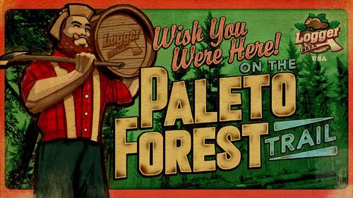Paleto-Bay-Forest-Ansichtskarte