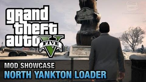GTA 5 PC - North Yankton Loader Mod Showcase