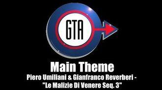 "GTA London (1961 & 1969) - Main Theme Piero Umiliani & Gianfranco Reverberi - ""Le Malizie Seq. 3"""