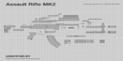 Assault Rifle MK2