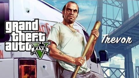 Grand Theft Auto V Trevor