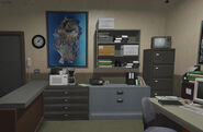 GTA5 Sheriffs Office Inside