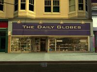 The Daily Globes Hashbury