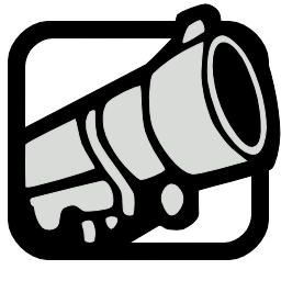 Wärme-suchender-Raketenwerfer-Icon, SA