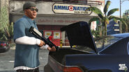 Gta-v-franklin-shotgun-ammu-nation