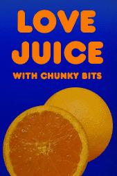 Love Juice Orange, 24-7, SA