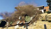 Stelzenhaus stürzt ein, Eheberatung, Grand Theft Auto V, GTA 5