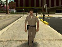 LV Polizist, Redsands East, SA