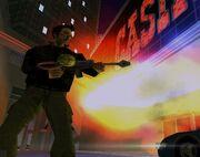 GTA III Flammenwerfer