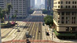 San Andreas AvenueGTAV