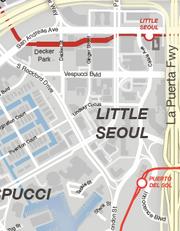 Little Seoul, Los Santos