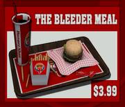 The Bleeder Meal