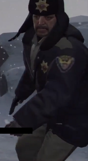 North Yankton Cop