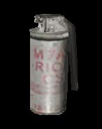 Tränengas, SA