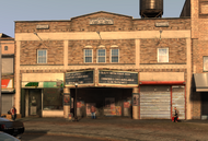 Leftwood Theater,GTA IV