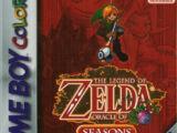 The Legend of Zelda: Oracle of Seasons