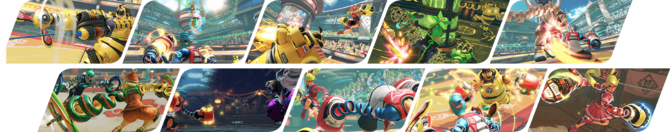 ARMS - How To Screens