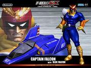 Falcon F-Zero GX