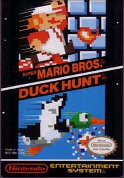 2-in-1 Super Mario Bros.Duck Hunt