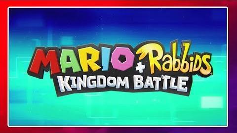 Mario Rabbids Kingdom Battle E3 2017 Ankündigungs-Trailer
