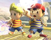 Lucas und Ness