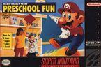 Mario's Early Years! Preschool Fun Cover