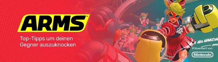 DE Nintendo ARMS BlogHeader