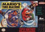Mario's Time Machine Box Art