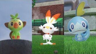 Beschreite den Weg zu wahrer Größe in Pokémon Schwert und Pokémon Schild! ⚔ 🛡-0