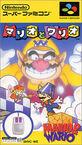 Mario & Wario Cover