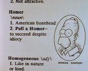 Homer Dict.