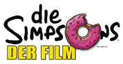 Die Simpsons – Der Film logo