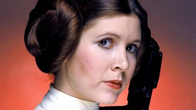 Carrie Fisher Gave Me Hope