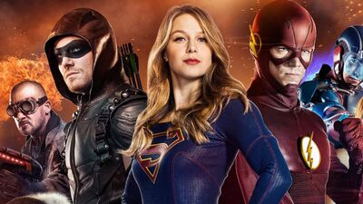 """4 Stories for The CW's """"True"""" Four-Way Arrowverse Crossover"""