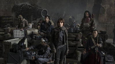Stealing the Death Star Plans: The Road to 'Rogue One: A Star Wars Story'